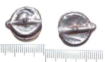 mint iron age coins